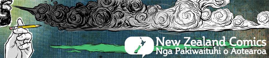 NZ Comics