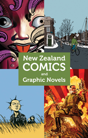 New Zealand Comics and Graphic Novels
